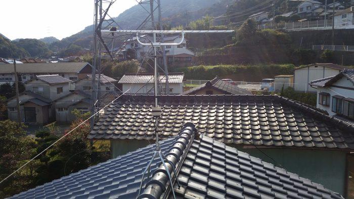 北九州市 アンテナ取替工事のサムネイル