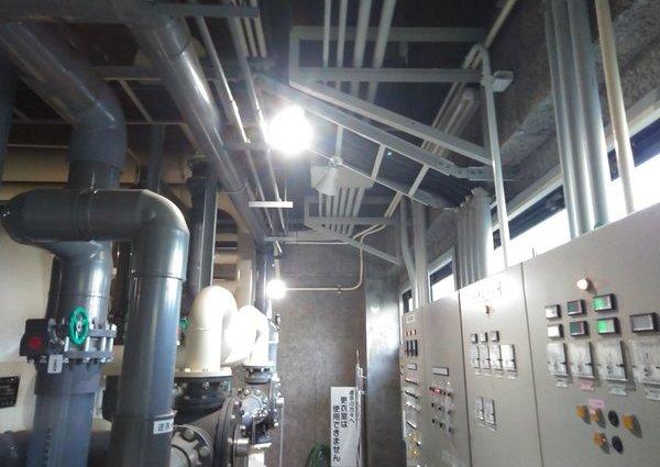 北九州市 文化記念施設 LED照明工事