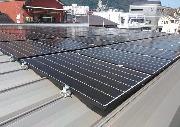 ドコモショップ 太陽光発電設備工事 請負