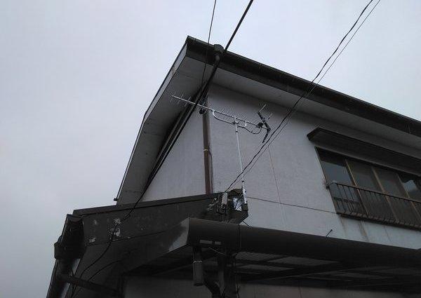 小倉北区 R様邸 アンテナ取替工事