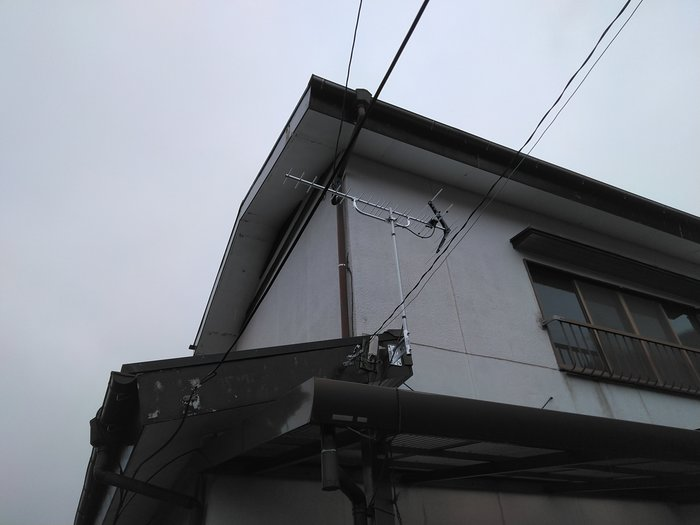 小倉北区 R様邸 アンテナ取替工事のサムネイル