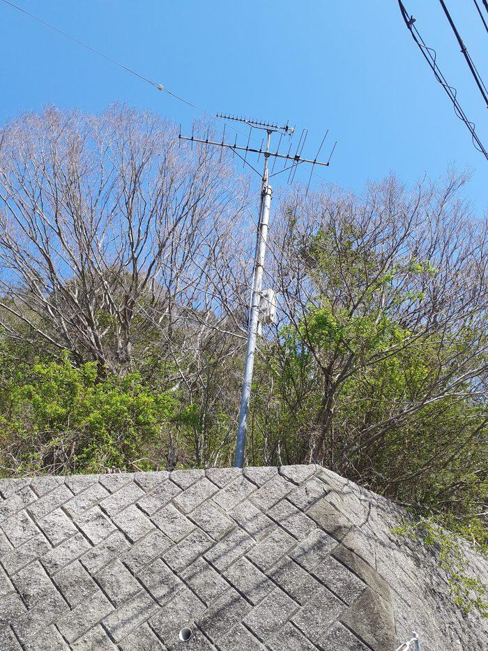 小倉南区 共同アンテナ撤去のサムネイル