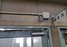 嘉麻市 某所 自動ドア電源工事のサムネイル