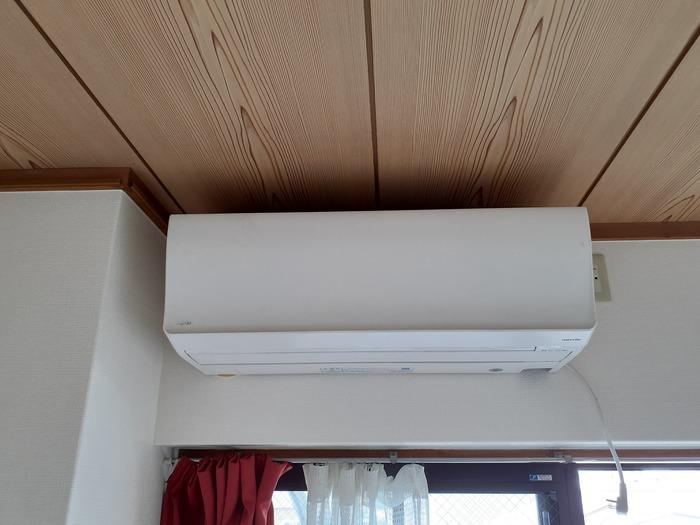 小倉南区 S様邸 エアコン&電圧切替のサムネイル