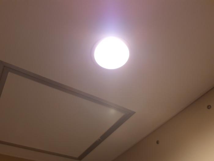 小倉北区 井筒屋テナント 照明取替のサムネイル